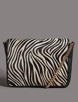 Marks and Spencer Leather Milly Shoulder Bag