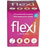 Flexi by Impromy Assorted Meal Replacement Shakes 12 pack