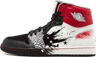 Jordan Air 1 High DW 'Dave White' Shoes - Size 14