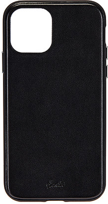 Sonix Black Leather Wallet 11 Pro MAX Case