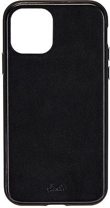 Sonix Black Leather Wallet XS MAX Case