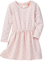 Joe Fresh Heart Dress (Toddler & Little Girls)