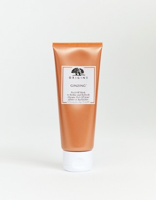 Origins GinZing Peel-Off Mask to Refine and Refresh 75ml-No colour
