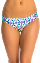 Kenneth Cole Reaction Beauty in Belize Sash Tab Hipster Bikini Bottom 8128671