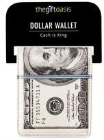 TGO American $100 Dollar Bill Money Wallet