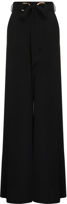 Zimmermann Crepe Belted Pant