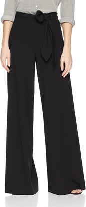 Halston Women's Wide Leg Pants