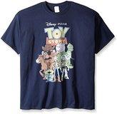 Disney Men's Toy Story Group T-Shirt