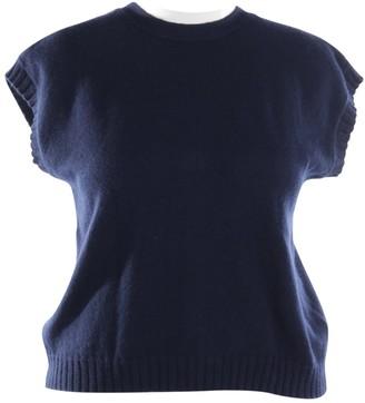 Iris von Arnim Blue Cashmere Knitwear