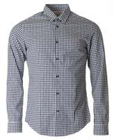 BOSS GREEN C Bustai Long Sleeved Gingham Shirt