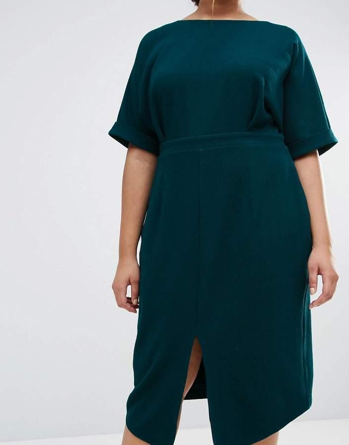 Asos Smart Midi Dress