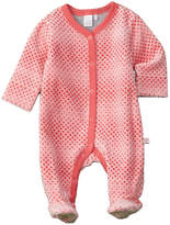 Petit Lem Girls' Baby Footie