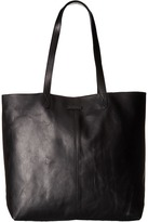 Toms Matte Leather Tote