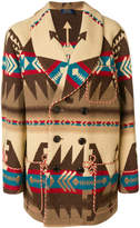 Polo Ralph Lauren aztec print jacket