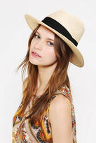 BDG Aloha Straw Panama Hat