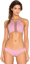 Maaji Pale Rose Surrealism Bikini Top