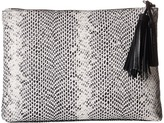 Loeffler Randall Tassel Pouch Clutch Handbags
