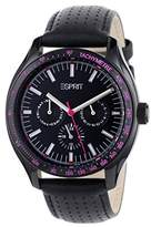 Esprit Women's ES103012006 Orbus Black Multifunction Watch