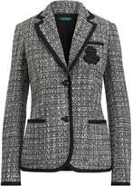 Lauren Ralph Lauren Ralph Lauren Bullion Crest Tweed Jacket