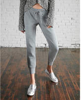 Express heathered jogger pant