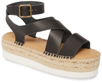 Soludos Olympia Espadrille Platform Sandal