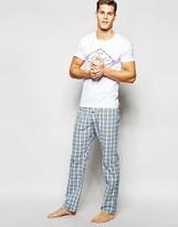 Esprit Woven Lounge Pants In Slim Fit