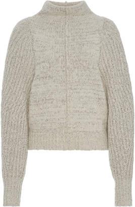 Isabel Marant Edilon Ribbed Wool Sweater