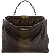 Fendi Large Peekaboo Satchel