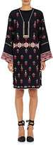 Ulla Johnson Women's Aisha Embellished Tunic-BLACK