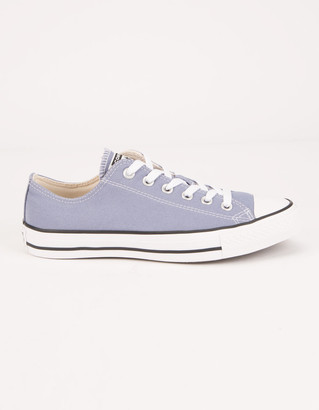 Converse Chuck Taylor All Star Seasonal Color Stellar Indigo Womens Low Top Shoes
