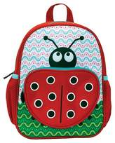 """Rockland 12.5"""" Junior My First Kids' Backpack - Lady Bug"""