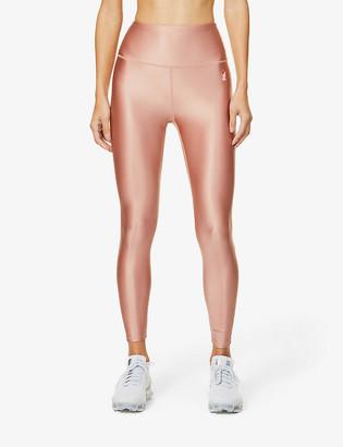 P.E Nation Reflex high-rise stretch-jersey leggings