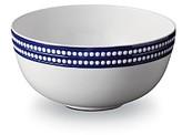 L'OBJET Perlee Bleu 9 Round Serving Bowl