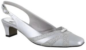 Easy Street Shoes Pilar Women's Sling back Pumps Women's Shoes