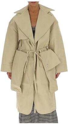 Jacquemus La Manteau Bagli Coat