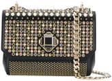 Elie Saab Swarovski crystal embellished shoulder bag