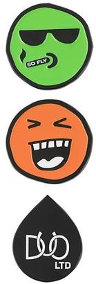 DUOltd Smiley Pin Set
