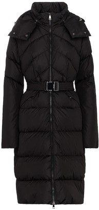 Moncler Agot quilted down coat