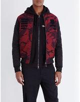 Maharishi Zoku Tour Camouflage Cotton Jacket