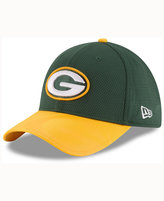 New Era Kids' Green Bay Packers 2016 Sideline 39THIRTY Cap