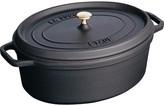 Staub Cast Iron Oval Cocotte