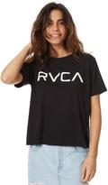 RVCA Big Ii Tee Black