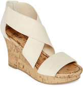 JCPenney A.N.A a.n.a Sammy Strappy Wedge Sandals