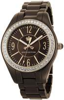 Juicy Couture Women's 1900643 Lively Soft Ceramic Bracelet Watch