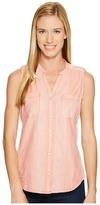 Woolrich Conundrum Eco Rich Sleeveless Shirt Women's Sleeveless