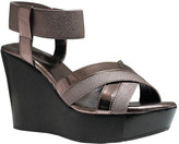 Charles by Charles David Women's Fort Ankle Strap Wedge Sandal