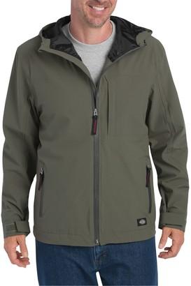 Dickies Men's Waterproof Breathable Hooded Jacket