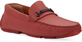 Bally Men's Pitaval Leather Drivers