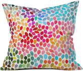 Deny Designs Garima Dhawan Rain 6 Indoor/Outdoor Throw Pillow