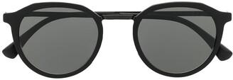 Mykita Paulson round sunglasses